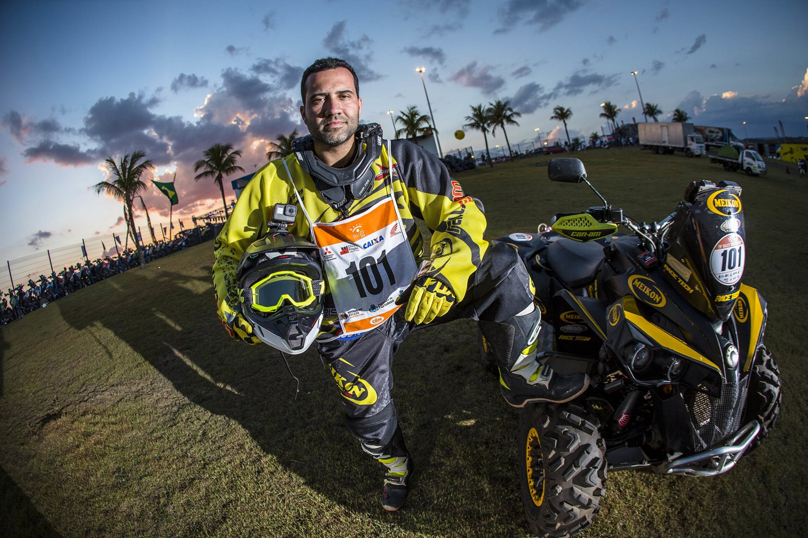 Photo of Rally – Geison Belmont é bicampeão brasileiro de Rally Cross Country