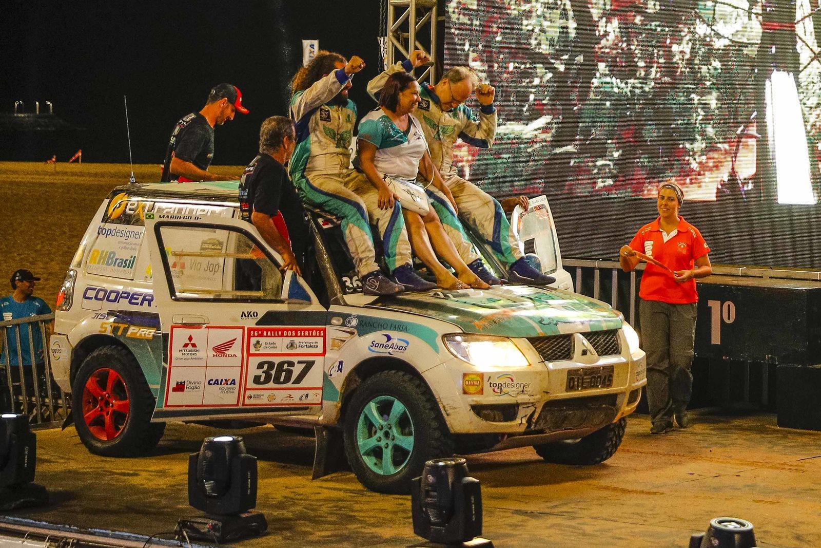 Photo of Rally dos Sertões – Após vitória na última etapa, Otávio e Allan Enz são vice campeões na Production