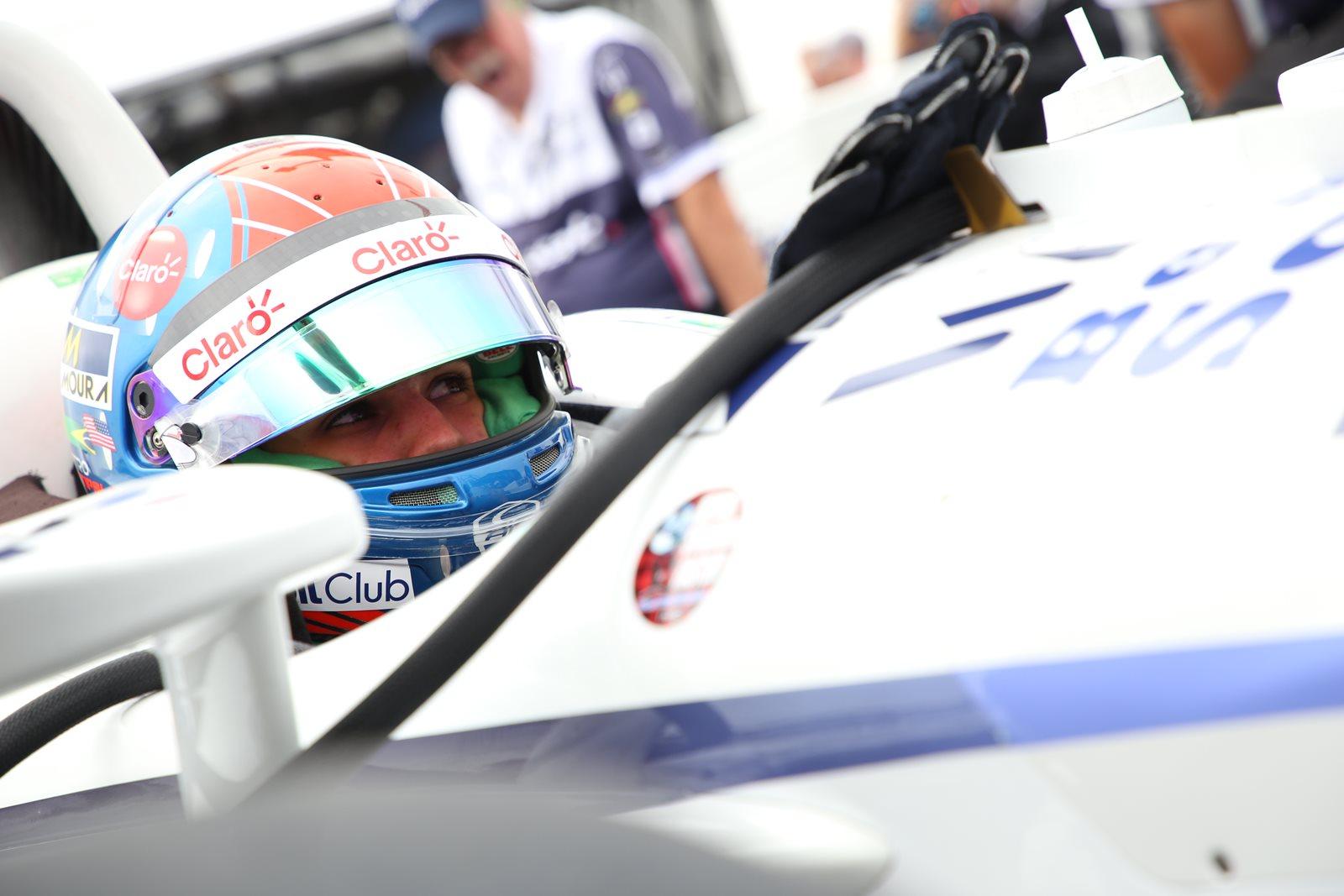 Photo of Indy – Pietro Fittipaldi é destaque ao ganhar 10 posições em prova de recuperação no oval de Gateway