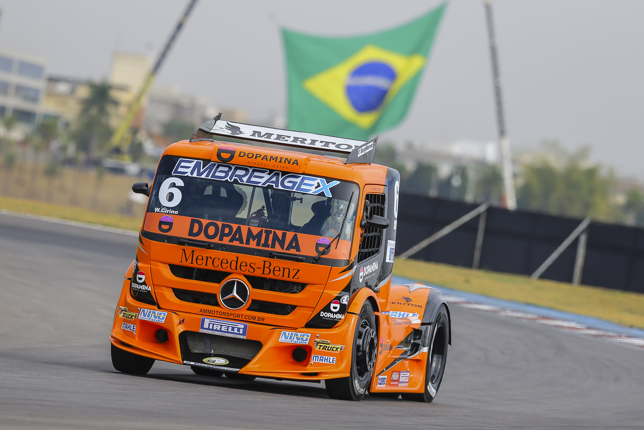 Photo of Truck – Cirino confirma favoritismo e crava a pole em Goiânia