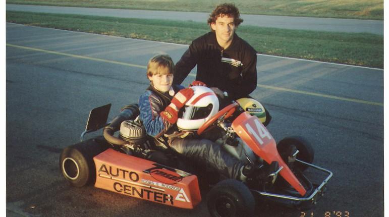 Photo of Kart – Kart de José Dirani, que foi pilotado por Ayrton Senna, será leiloado em Londres
