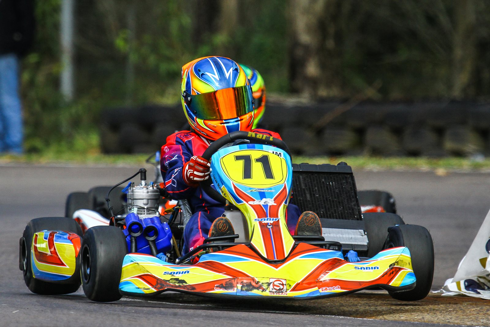 Photo of Kart – Lucas Staico teve grande recuperação e foi ao pódio do Sul-Americano