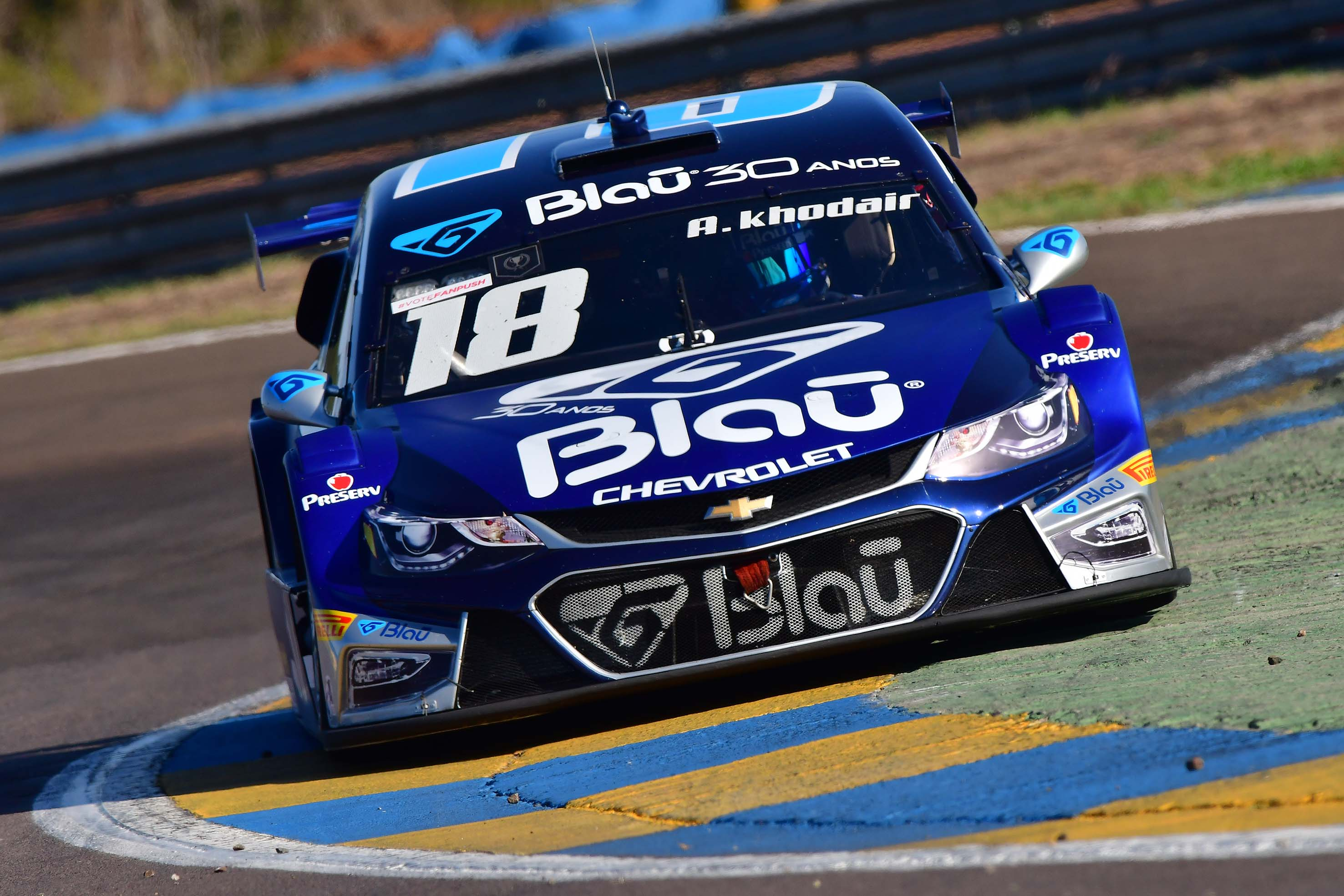 Photo of Stock Car – Khodair faz o quarto melhor tempo dos treinos livres da etapa de Campo Grande