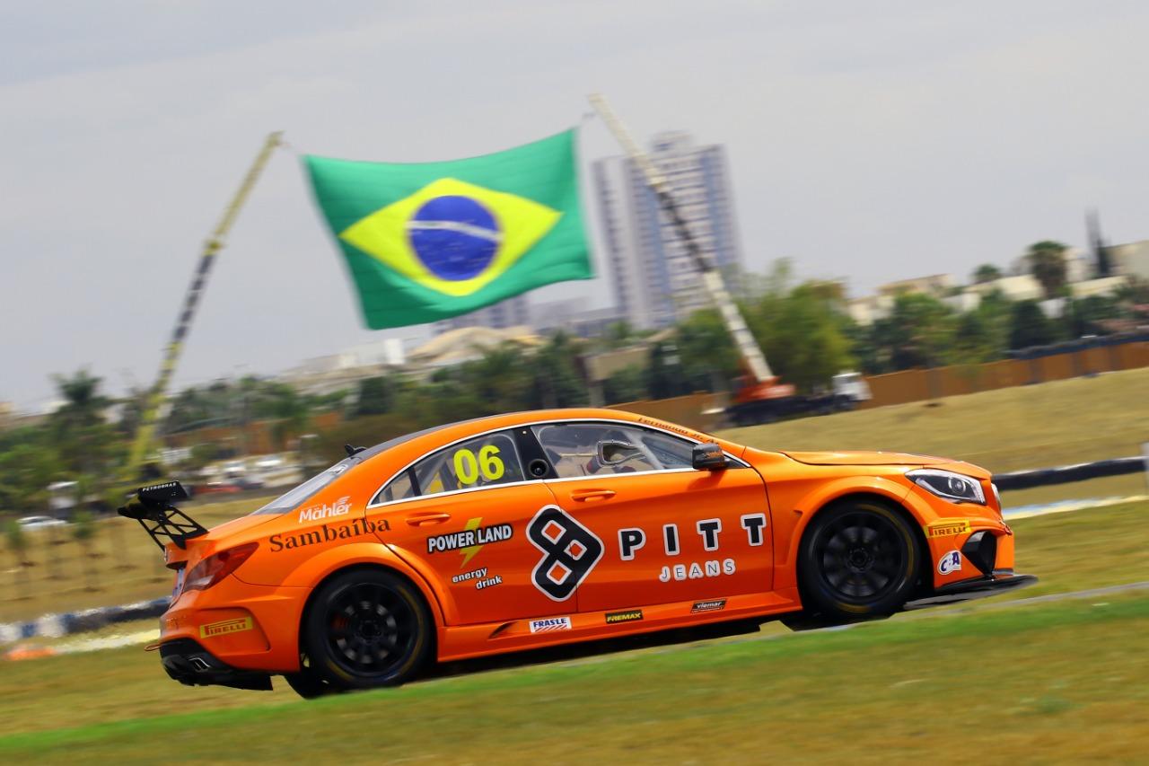 Photo of MB Challenge – Toque acaba com a corrida de Fernando Jr