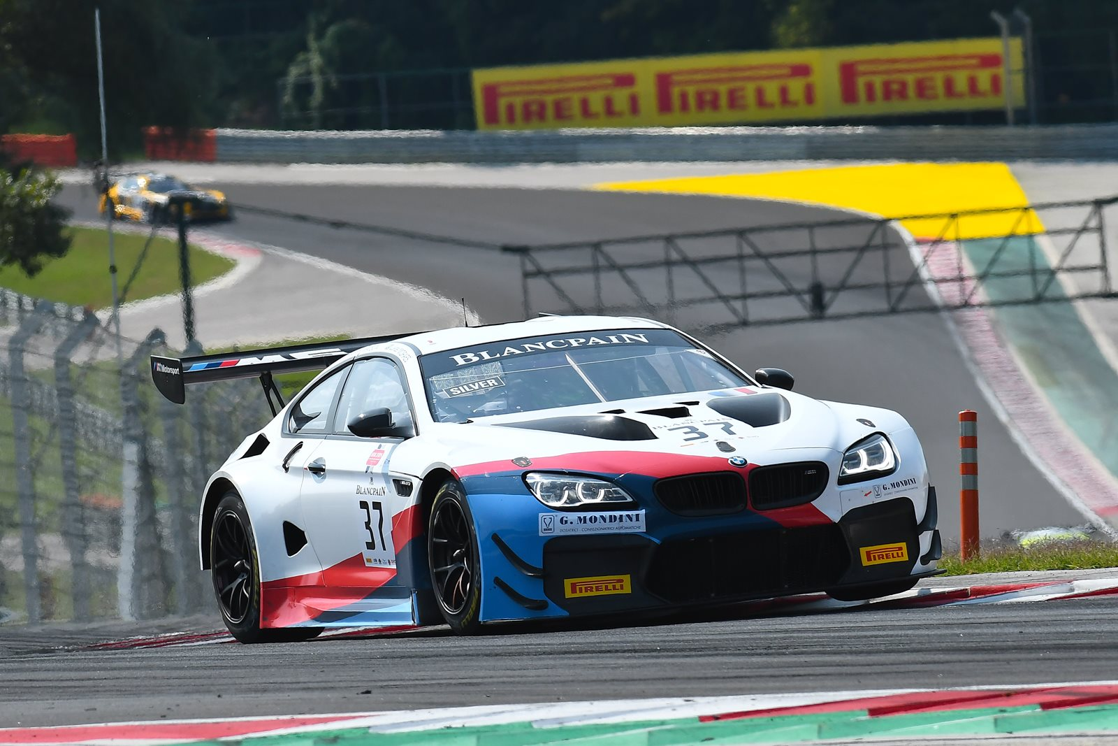 Photo of Blancpain – Blancpain GT: Em etapa com clima instável, Lukas Moraes tem fim de semana difícil em Hungaroring