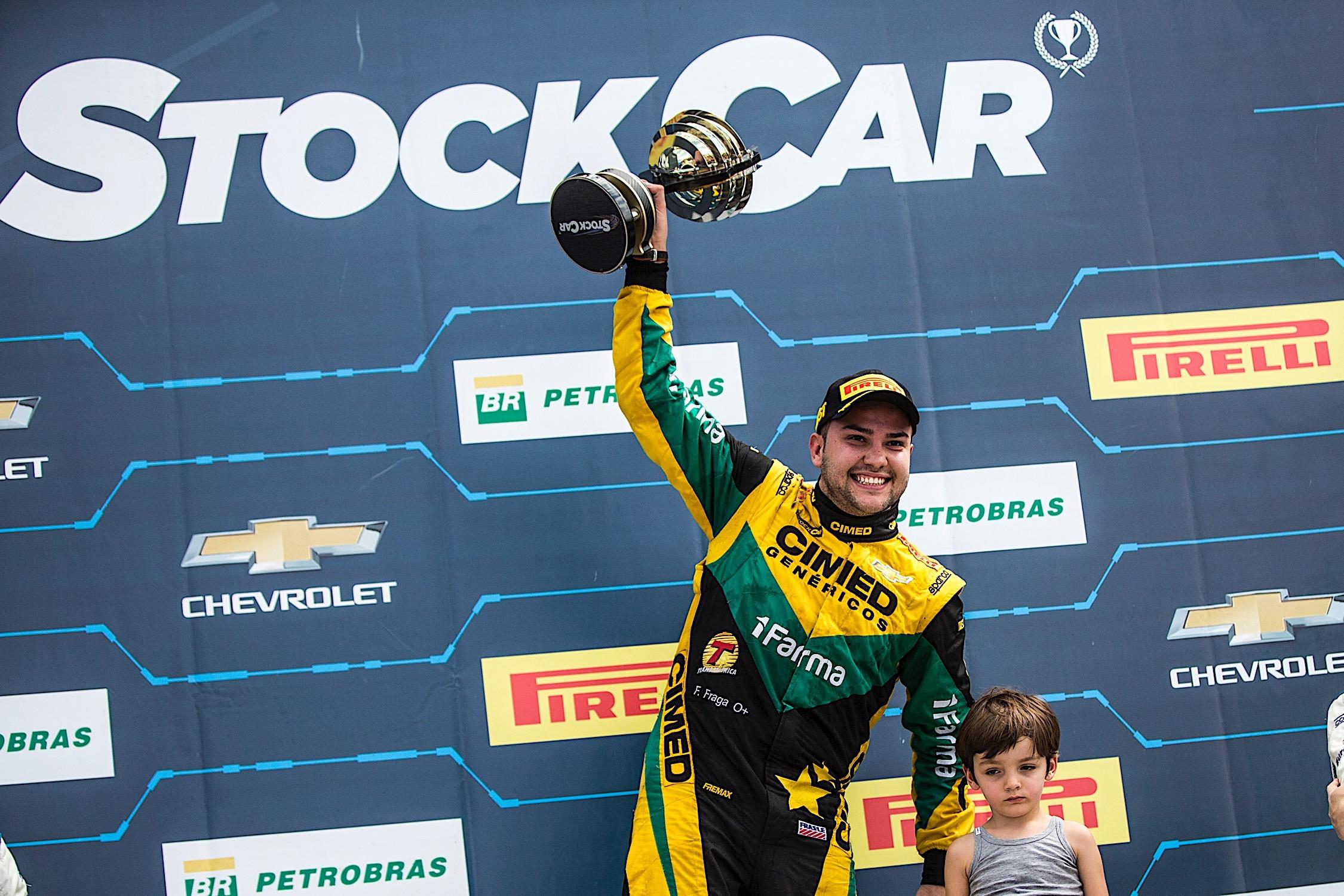 Photo of Stock Car – Após vitória marcante na etapa passada, Felipe Fraga segue caça ao líder da Stock Car em Cascavel