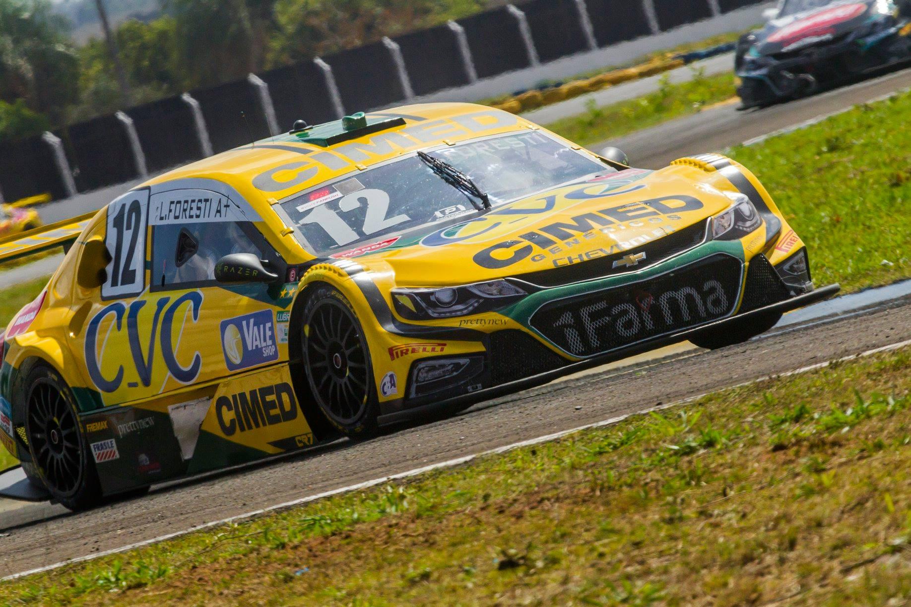 """Photo of Stock Car – """"Quero e pretendo repetir o pódio do ano passado em Cascavel"""", diz Lucas Foresti"""