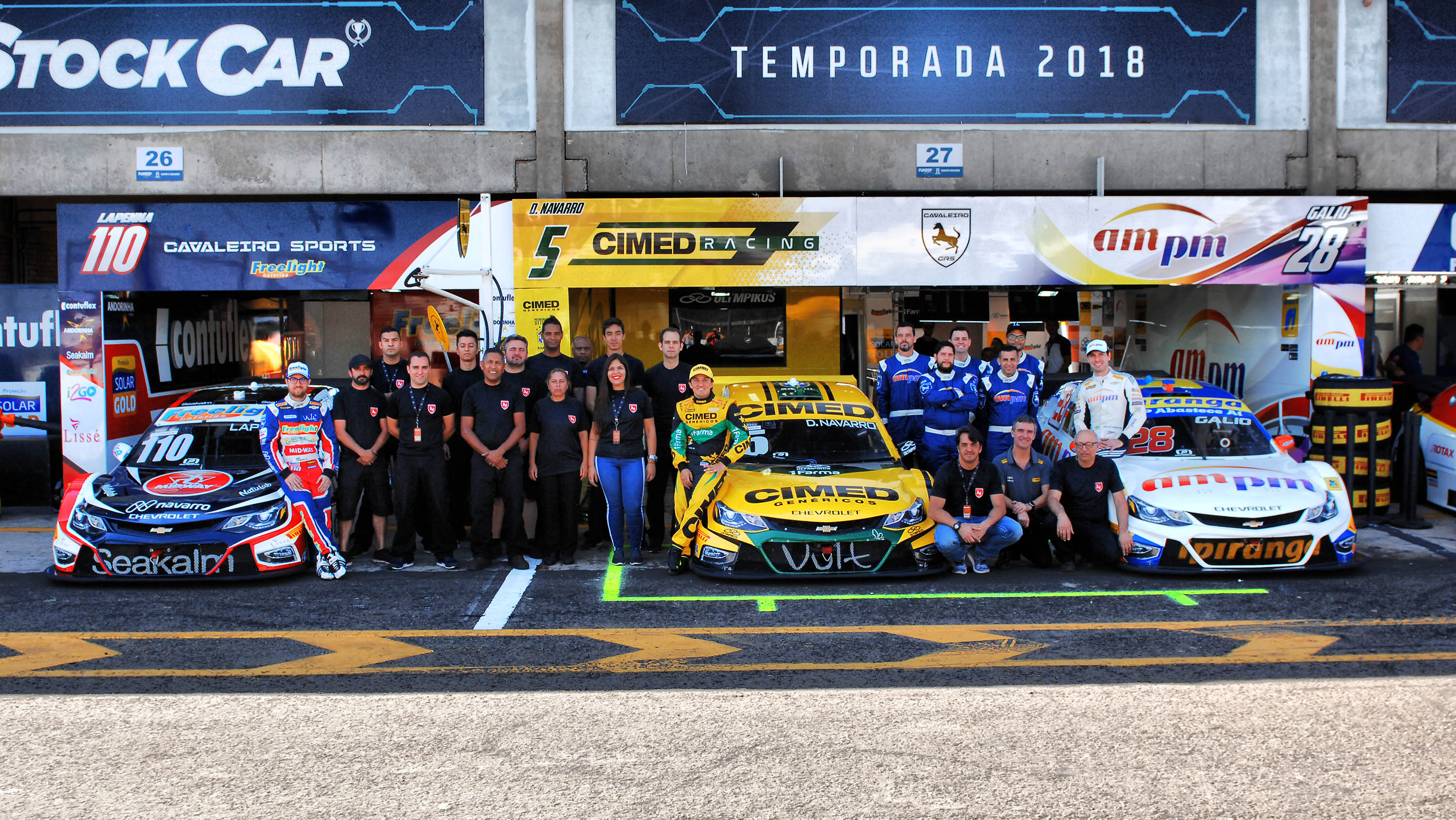 Photo of Stock Car – Em Cascavel, Cavaleiro Sports busca ascensão no campeonato