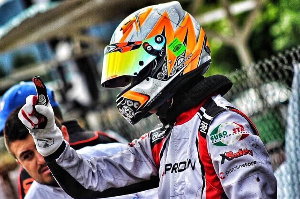 Photo of Kart – Matheus Morgatto está em Ádria para a Italia Rok Cup