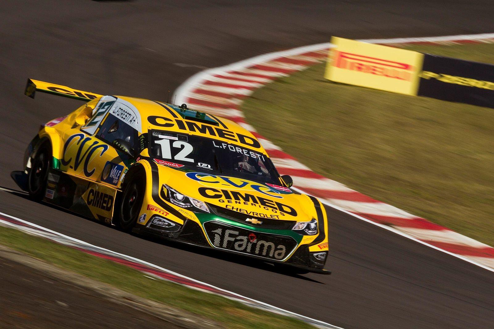 Photo of Stock Car – Lucas Foresti abre sexta fila em Cascavel