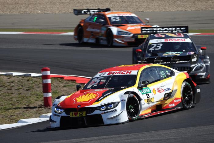 Photo of DTM – Augusto Farfus completa sua 100ª corrida no DTM com 7º lugar em Nürburgring