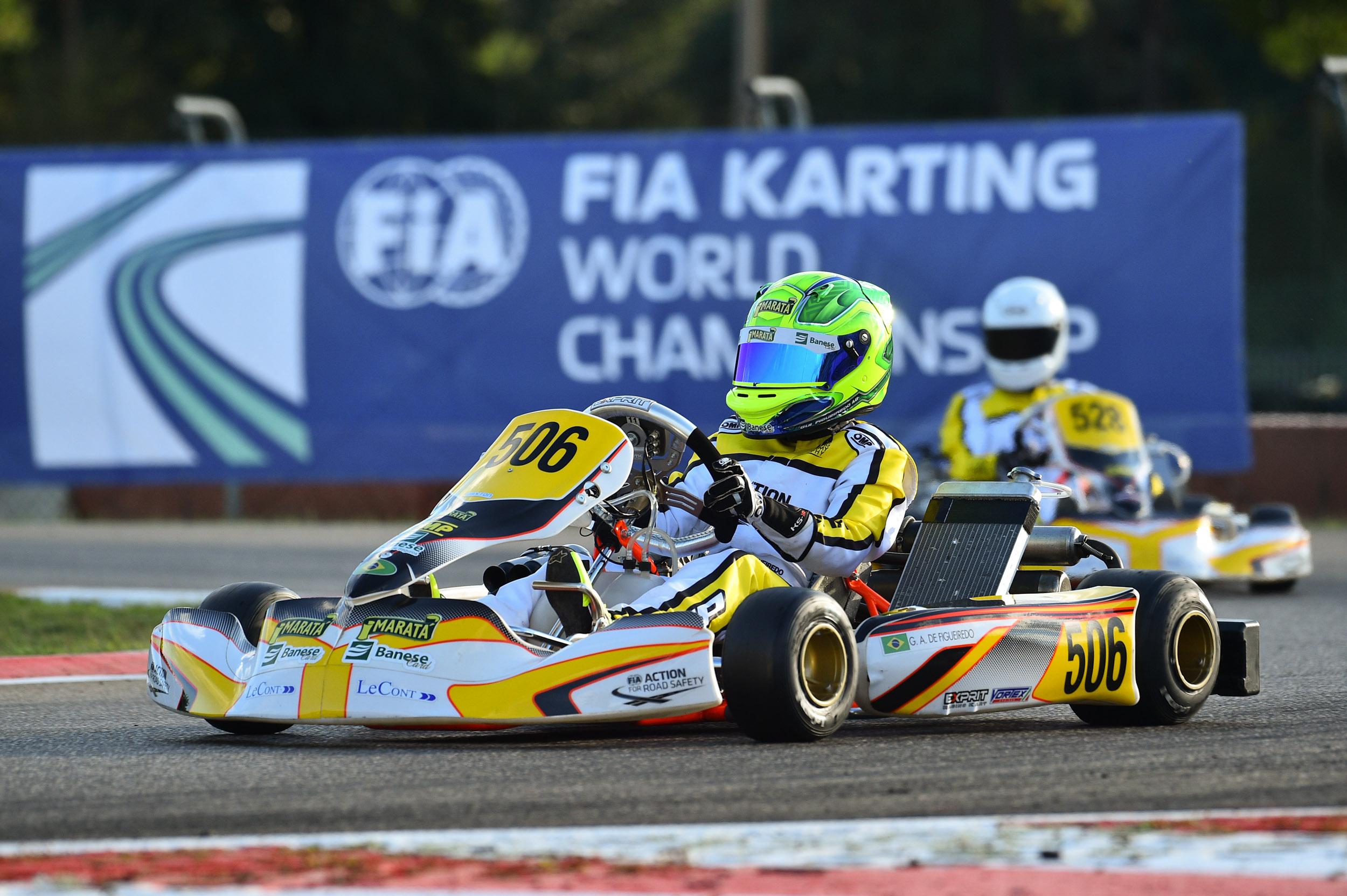Photo of Kart – Na Bélgica, Gui Figueiredo vence novamente e termina no top-3 do Troféu Academy da FIA