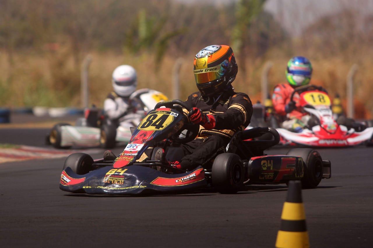Photo of Kart – Campeonato Brasileiro Rotax e Vice-campeonato escapa das mãos de Croce nas voltas finais