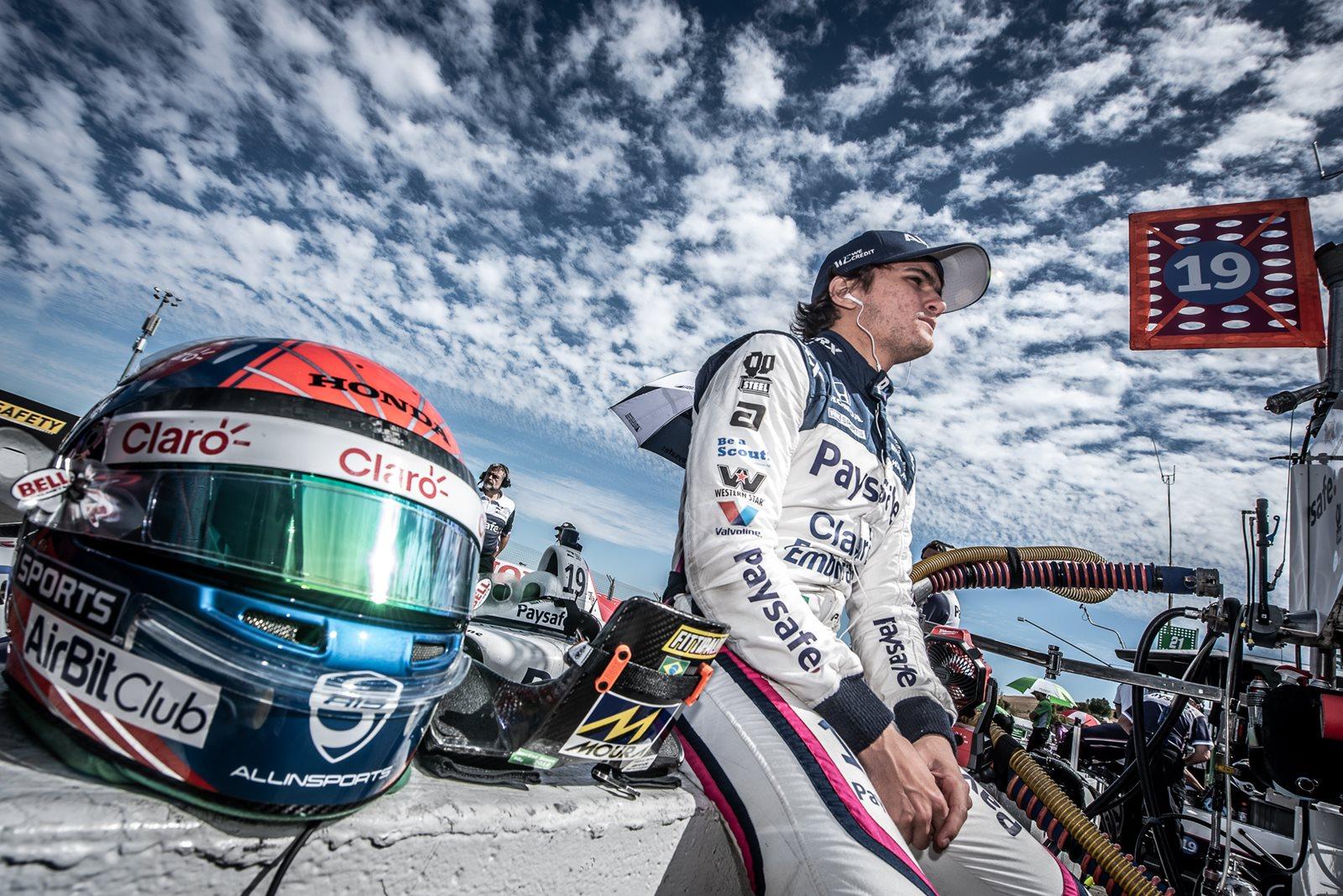 Photo of Indy Car – Pietro Fittipaldi encerra temporada da Indy destacando conquistas em ano de estreia