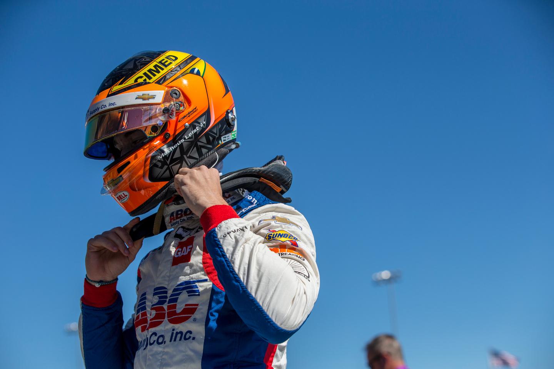 Photo of Indy Car – De contrato renovado para 2019, Leist destaca bons momentos em ano de estreia na Indy