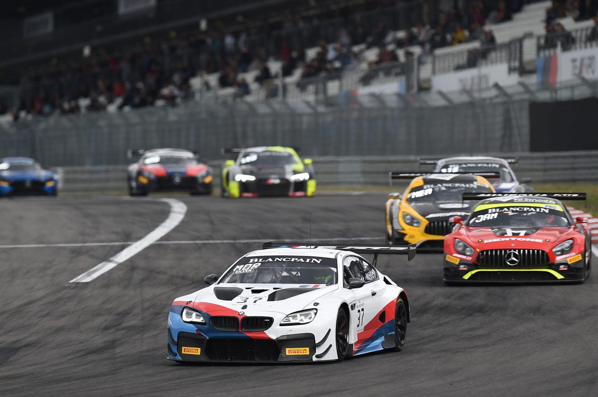 Photo of Blancpain GT – Após melhor largada do ano, Lukas Moraes é forçado a abandonar prova 1 em Nürburgring