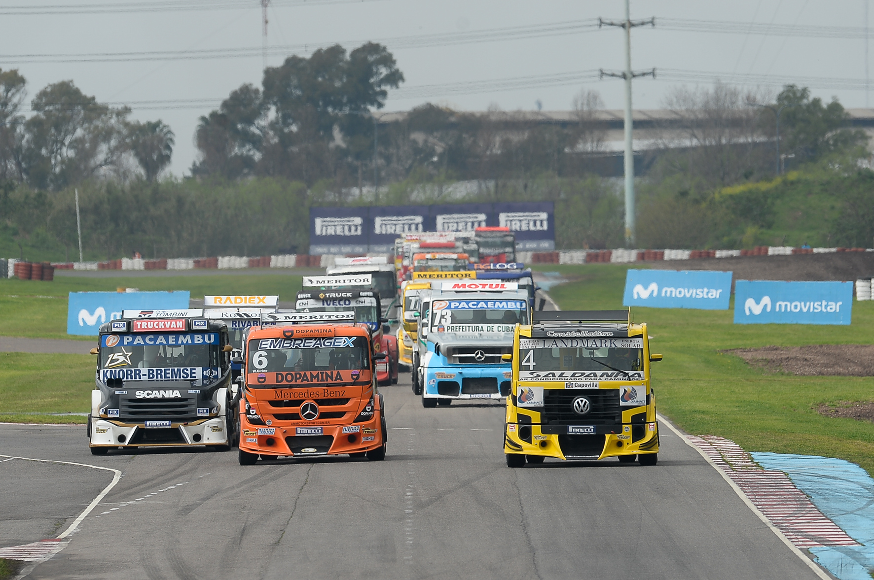 Photo of Truck – Giaffone vence as duas corridas em Buenos Aires