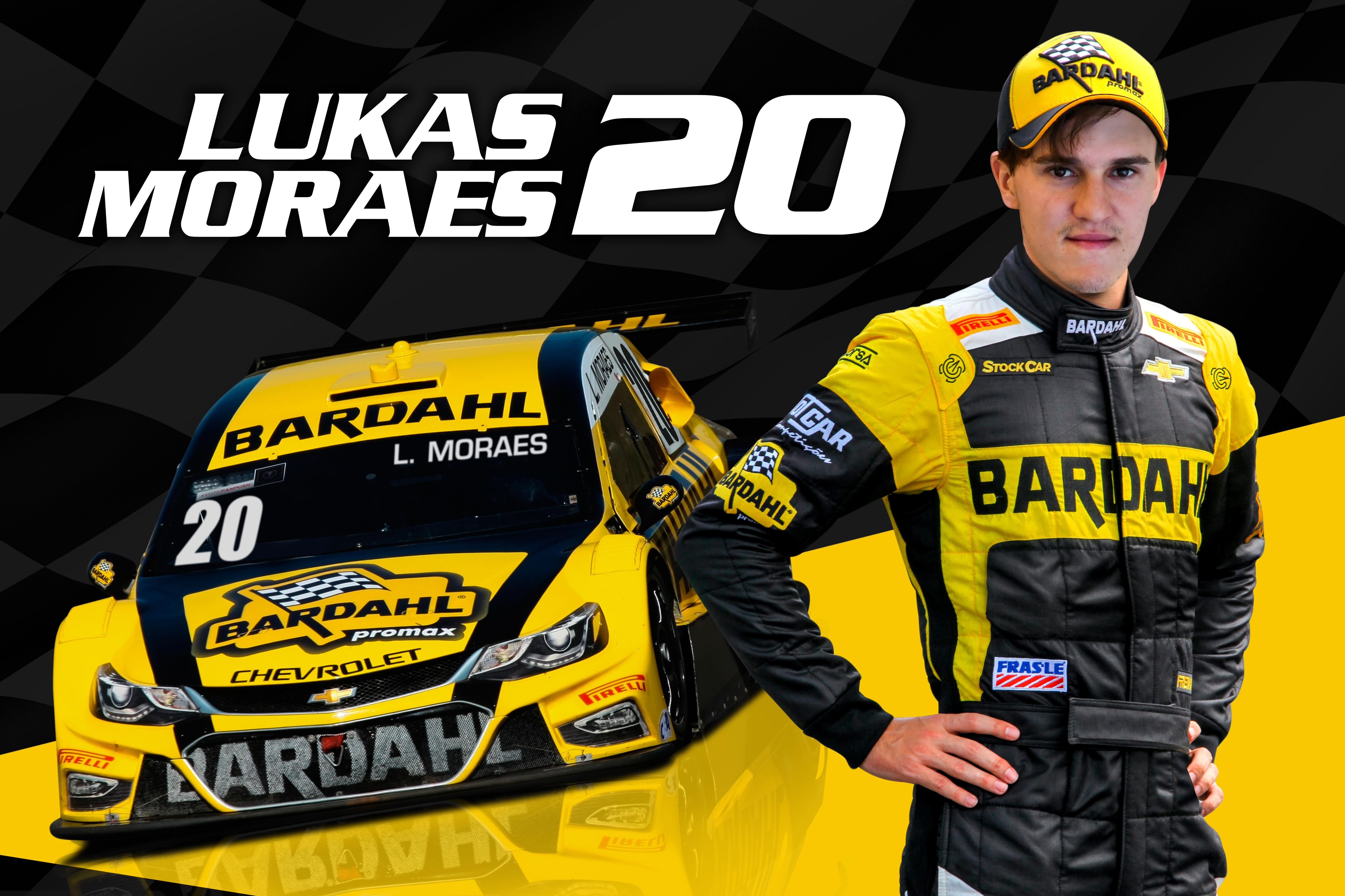 Photo of Stock Car – Lukas Moraes estreia na Stock Car com a equipe Bardahl Hot Car