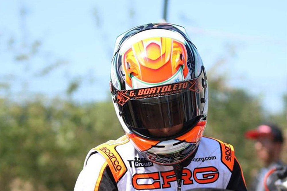 Photo of Kart – Gabriel Bortoleto está na Itália para o primeiro desafio do ano