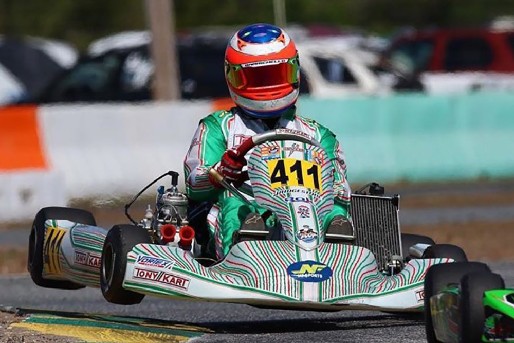 Photo of Kart – NF Sports terá Rubens Barrichello no SKUSA Supernationals