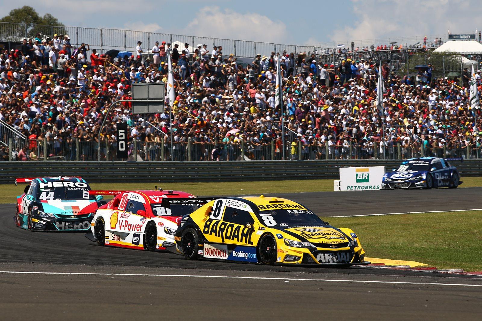 Photo of Stock Car – Sperafico fica perto dos pontos. Suzuki força ritmo, mas também não pontua no Velo Città