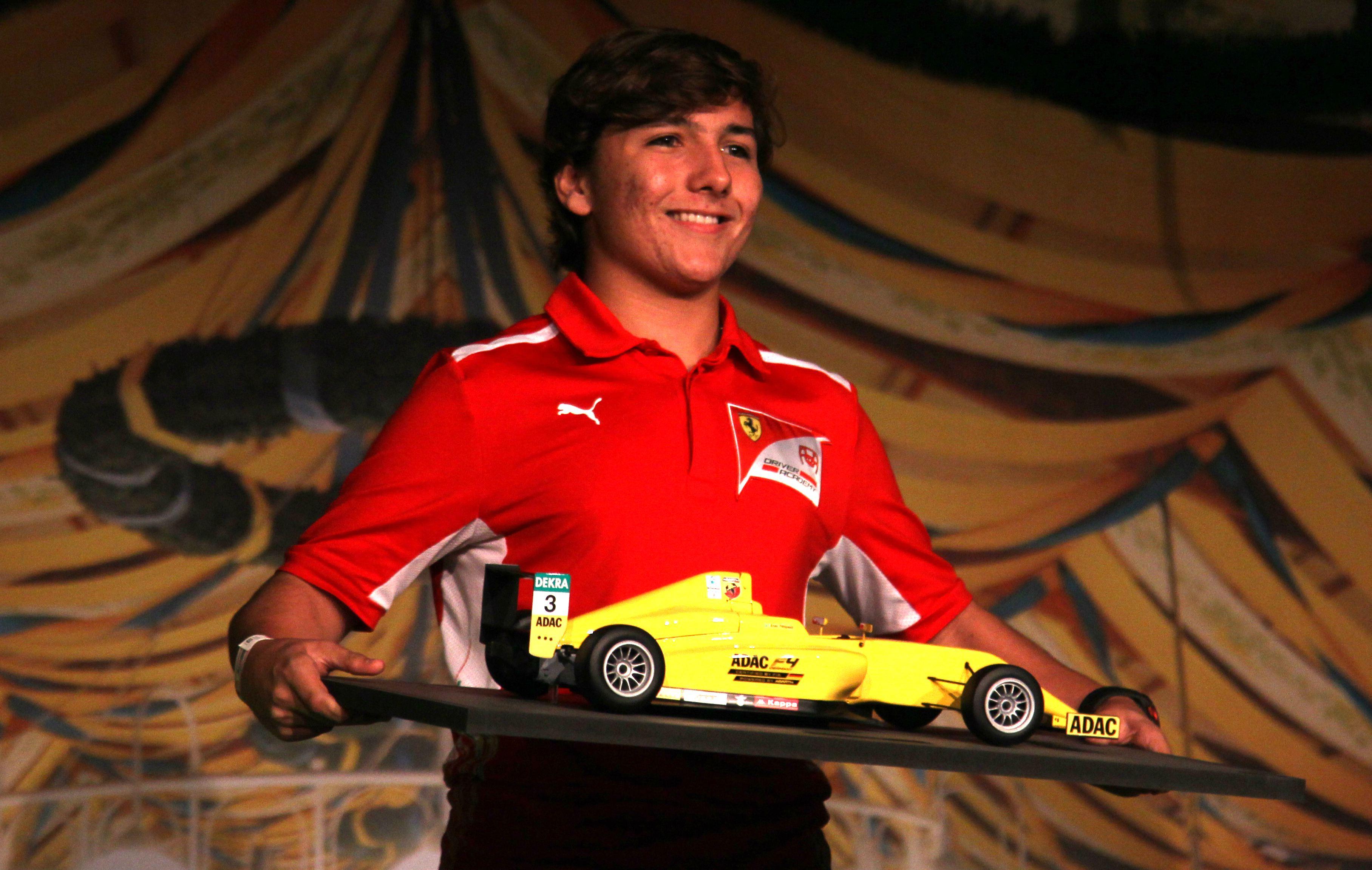 Photo of F4 – F4Alemã consagra Enzo Fittipaldi com nove pódios e a terceira posição no campeonato de 2018