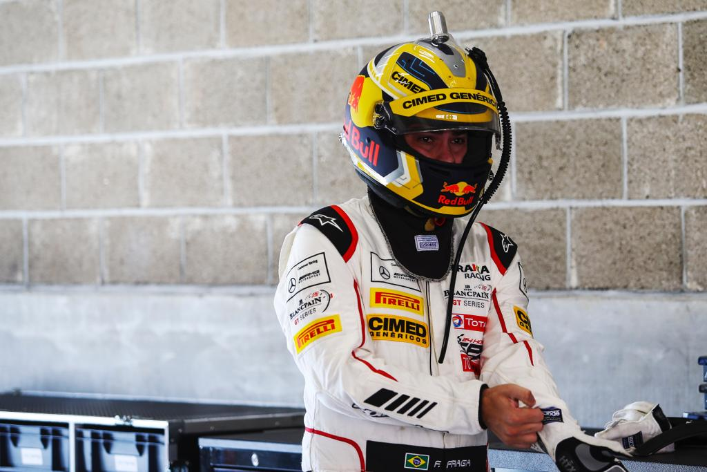 Photo of Blancpain – Após vencer na Stock Car, Felipe Fraga encara desafio no Blancpain GT Series em Barcelona
