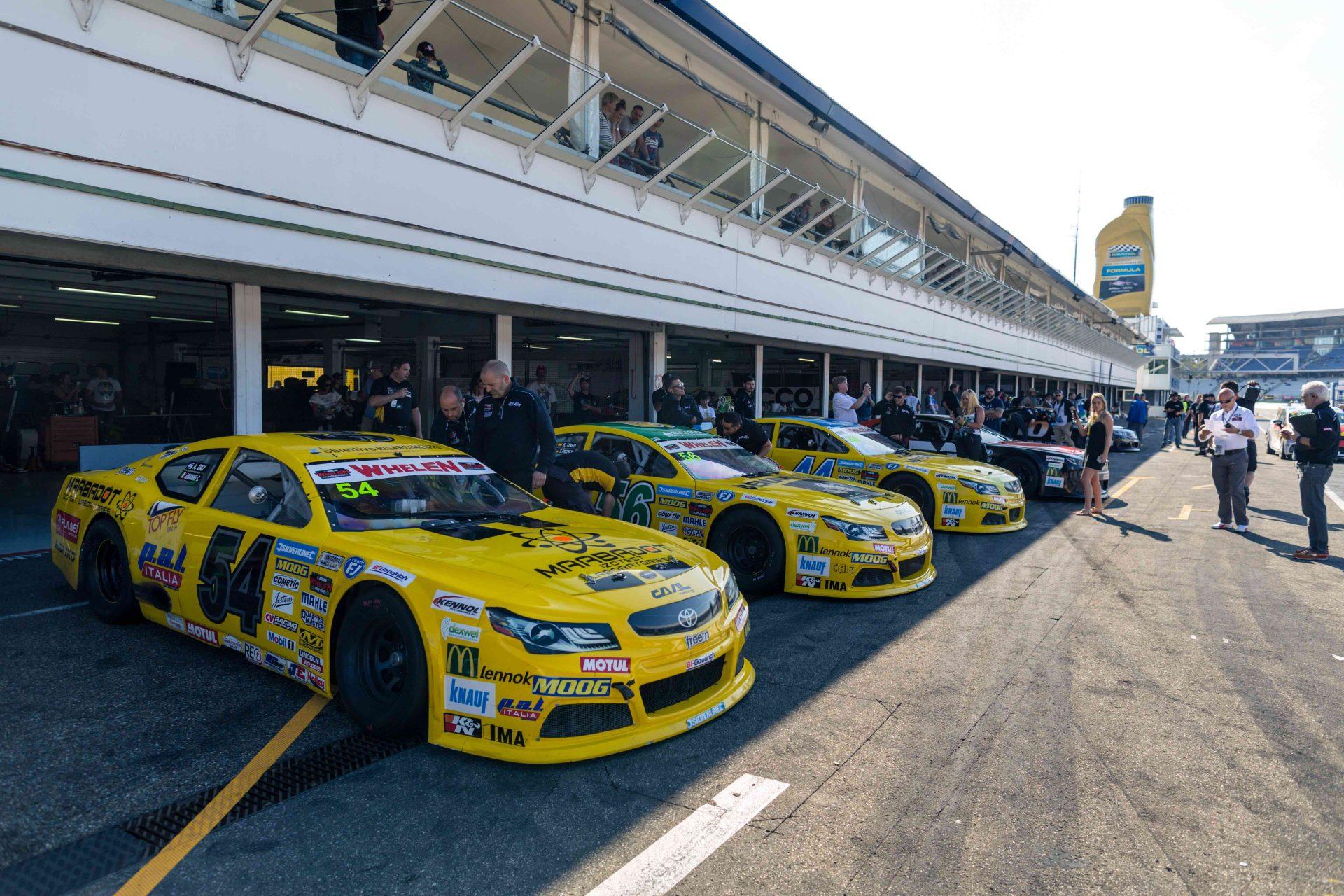Photo of Euro Nascar – Muita emoção para a CAAL Racing na Semifinal NASCAR Whelen Euro Series em Hockenheim