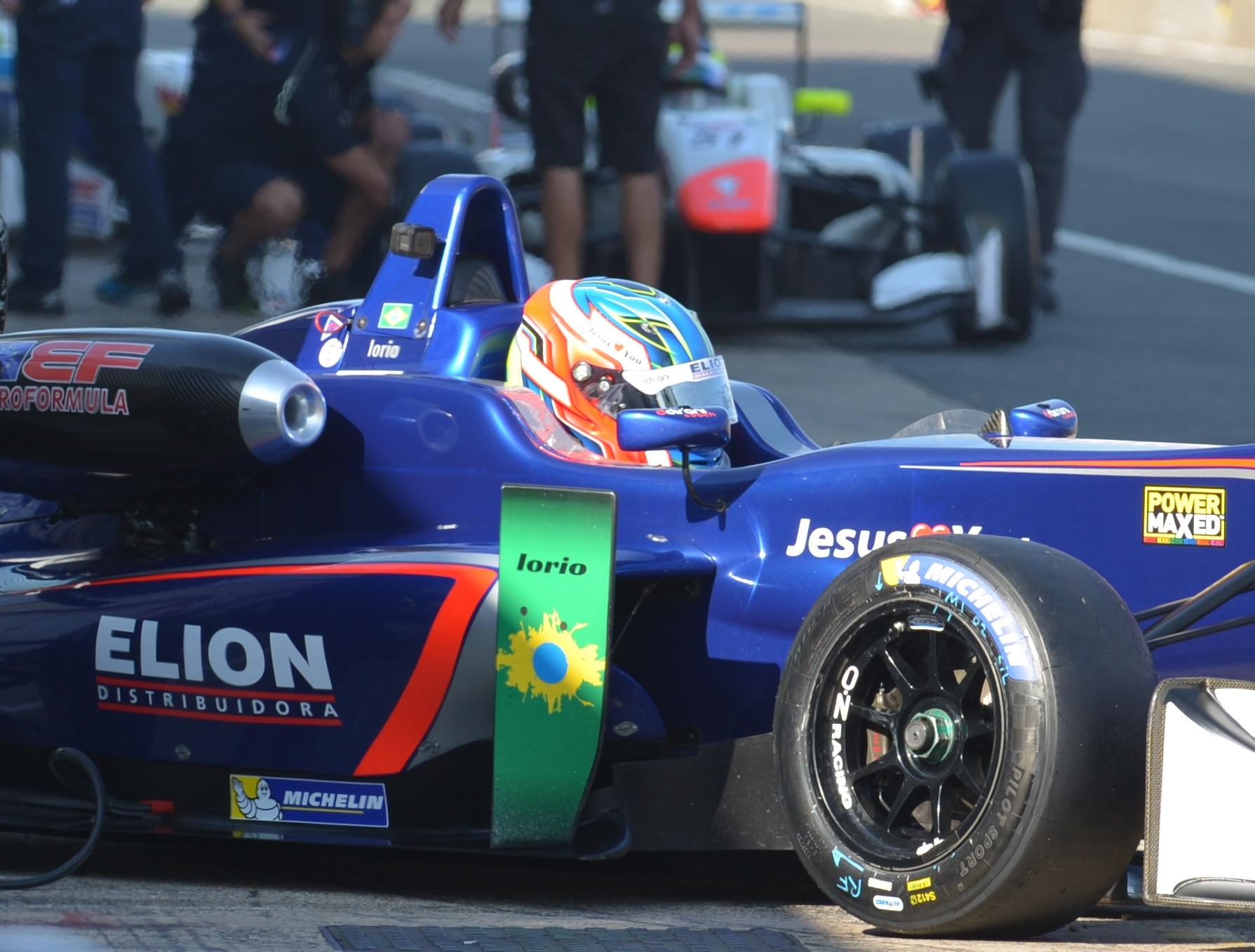 Photo of F3 – Matheus Iorio volta a pontuar em Silverstone e segue em terceiro na Euroformula F3 Open