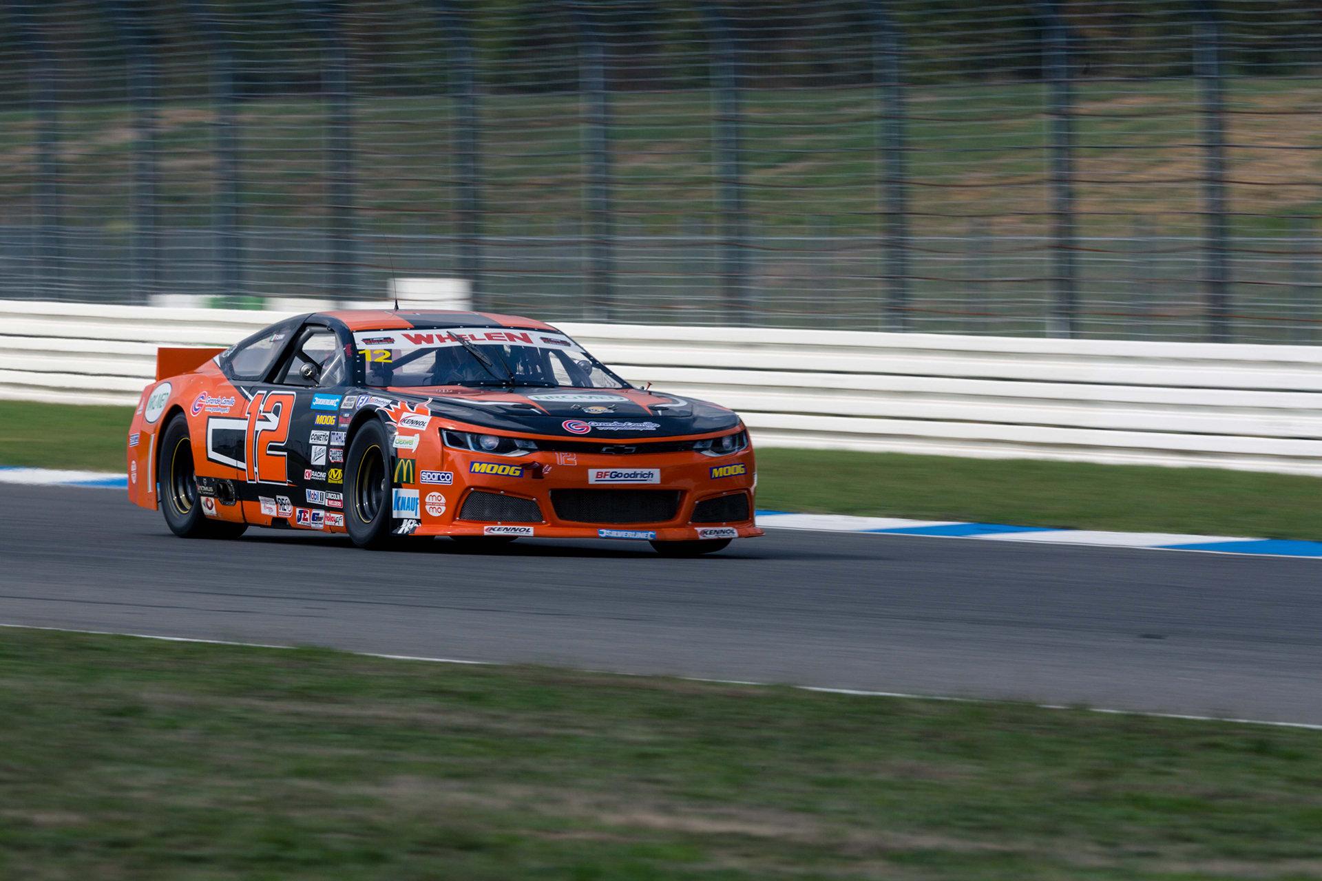 Photo of Euro Nascar – Solaris Motorsport e Francesco Sini pegar um Top10 em Hockenheim