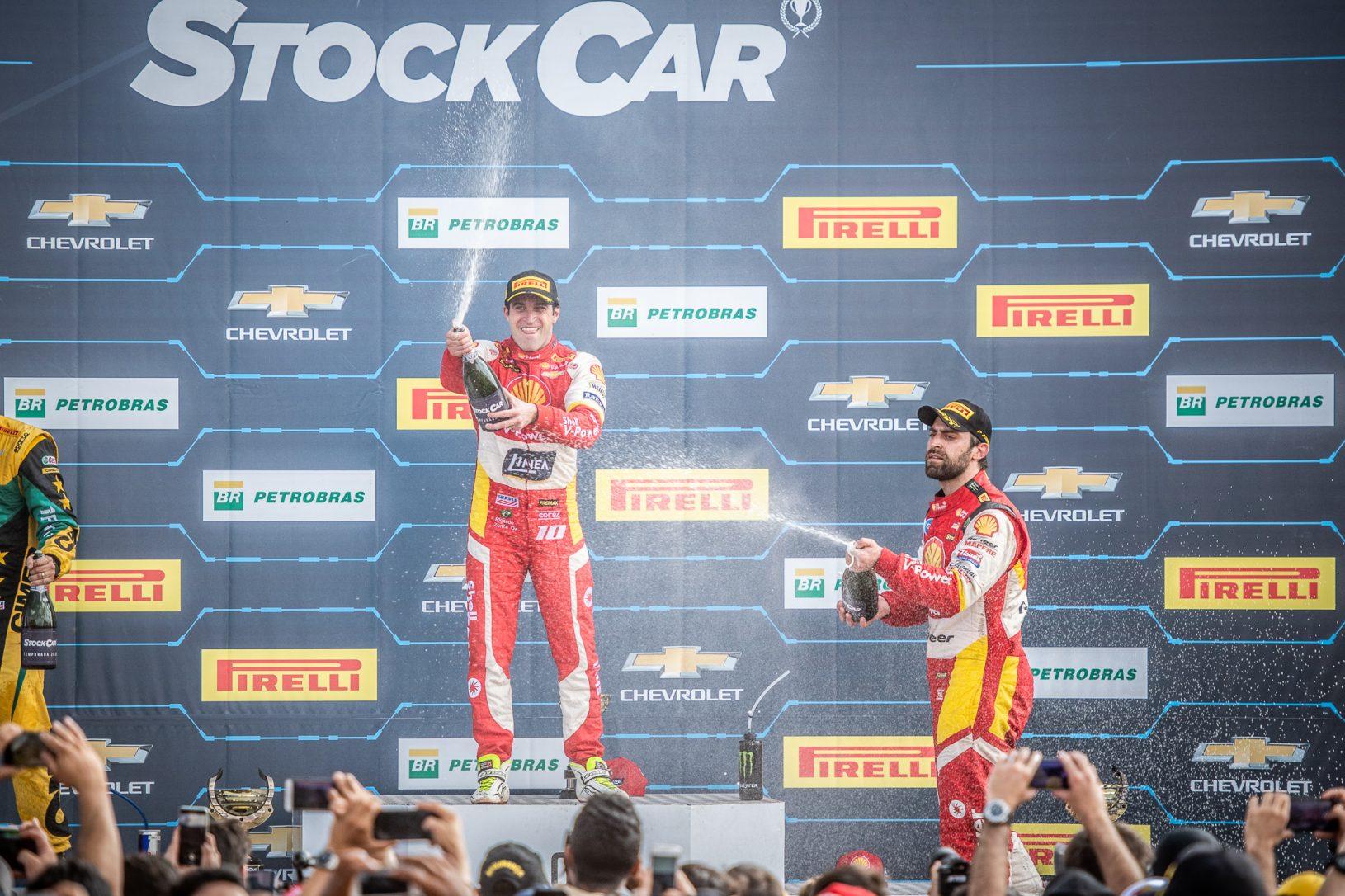 Photo of Stock Car – Após vitória na última etapa, Shell V-Power chega a uma das pistas mais velozes de toda a Stock Car