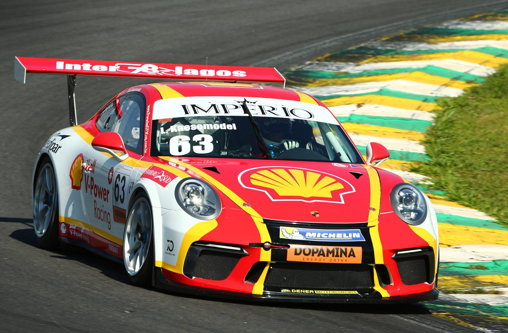 Photo of Porsche Cup – Representada por Lico Kaesemodel e Gaetano di Mauro, Academia Shell disputa penúltima etapa da Porsche Carrera Cup no Velo Città