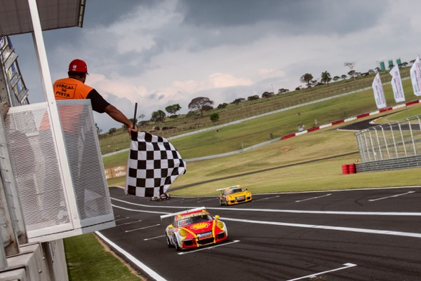 Photo of Sábado de gala para a Academia Shell Racing, com vitórias e pódios na Porsche, Fórmula 4 e kart