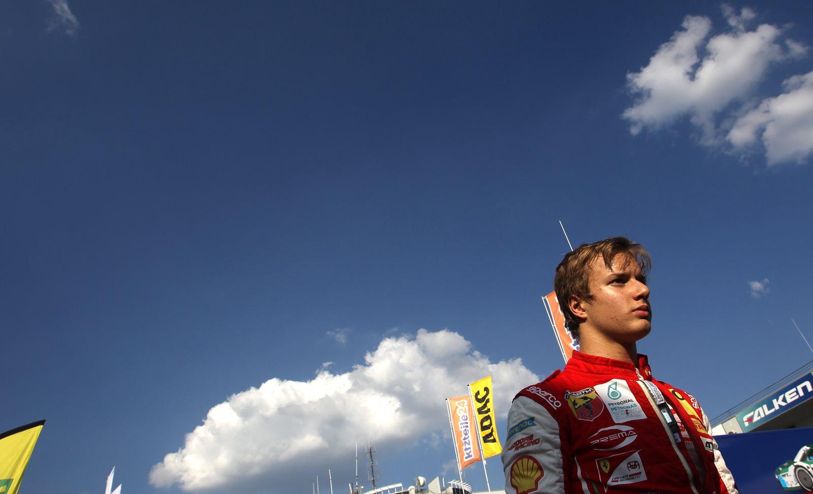 Photo of F4 – Gianluca Petecof disputa última etapa em sua temporada de estreia na Fórmula 4 Alemã