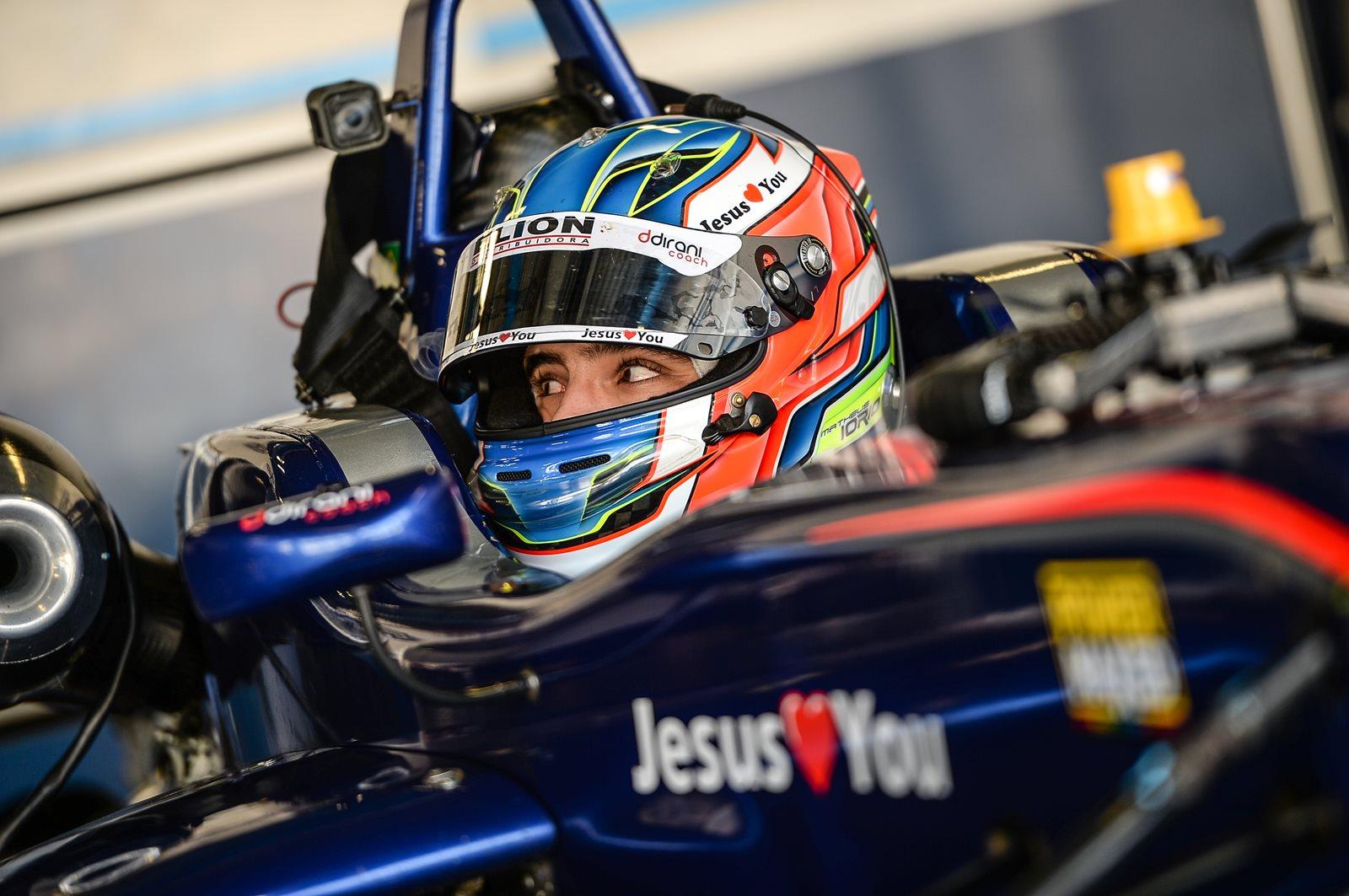 Photo of F3 –  Em Monza, Matheus Iorio soma mais um top5 na temporada da Euroformula F3 Open