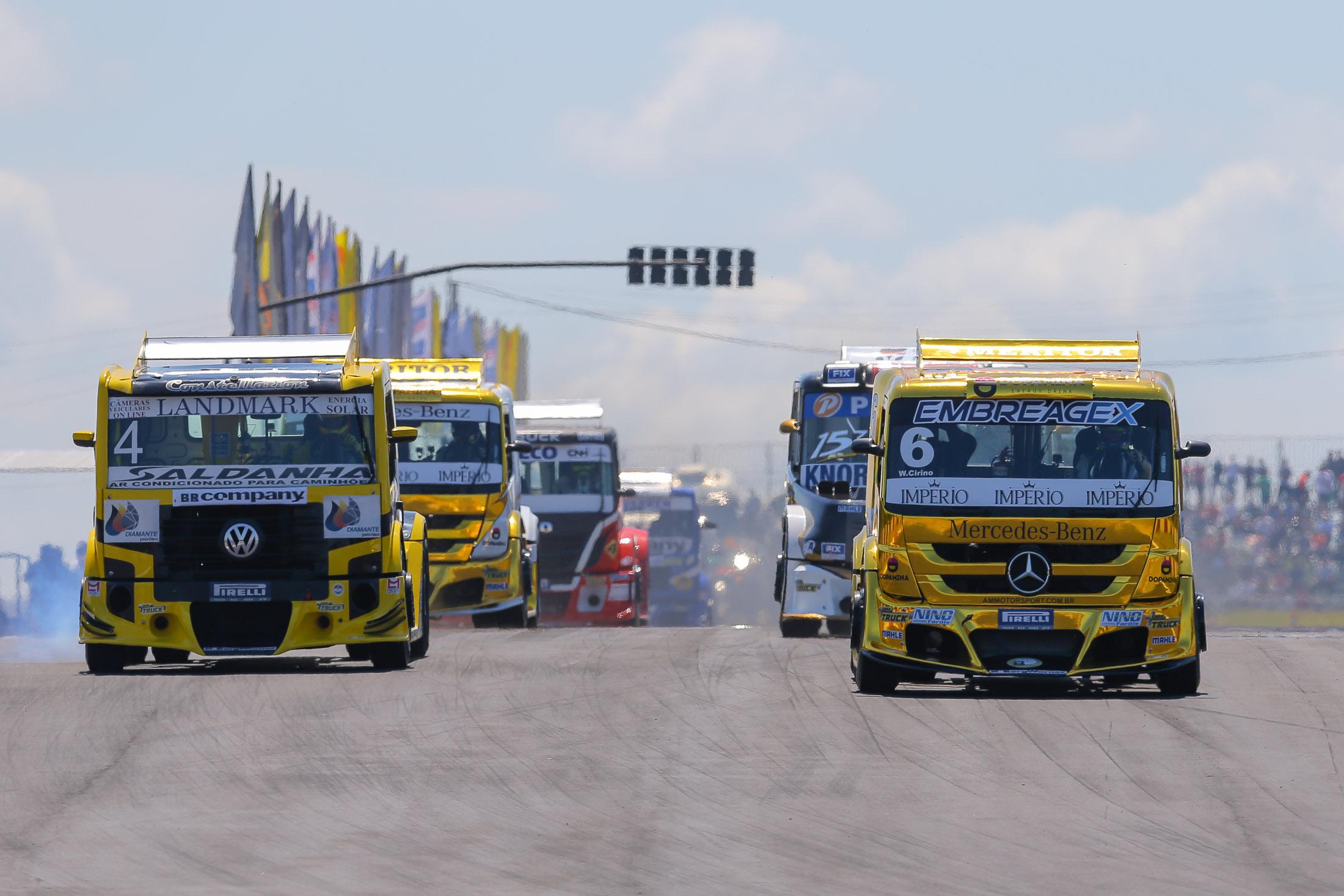 Photo of Truck – Sete pilotos disputam título da Copa Sudeste em Curvelo