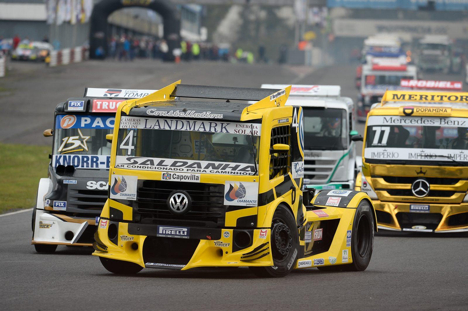 Photo of Truck – Copa Truck e Mercedes-Benz Challenge com bons grids para etapa de Rivera