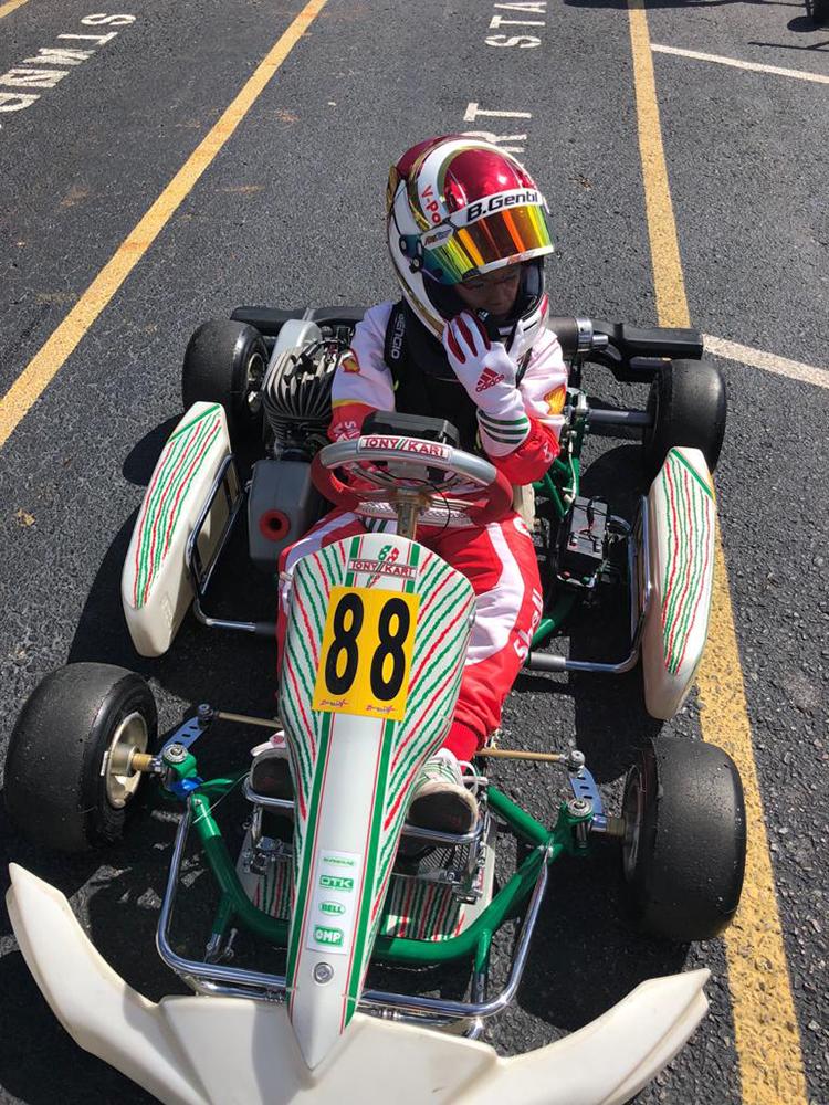 """Photo of Kart – Bernardo Gentil venceu a Orlando Rok Cup e recebeu o """"ticket"""" para o Rok the Rio, em Las Vegas"""