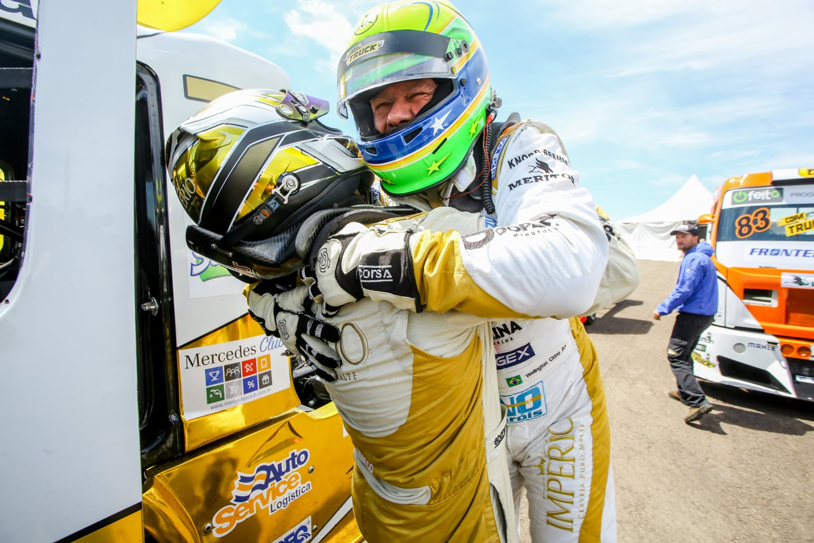 Photo of Truck – Pole position em Rivera fica com Wellington Cirino