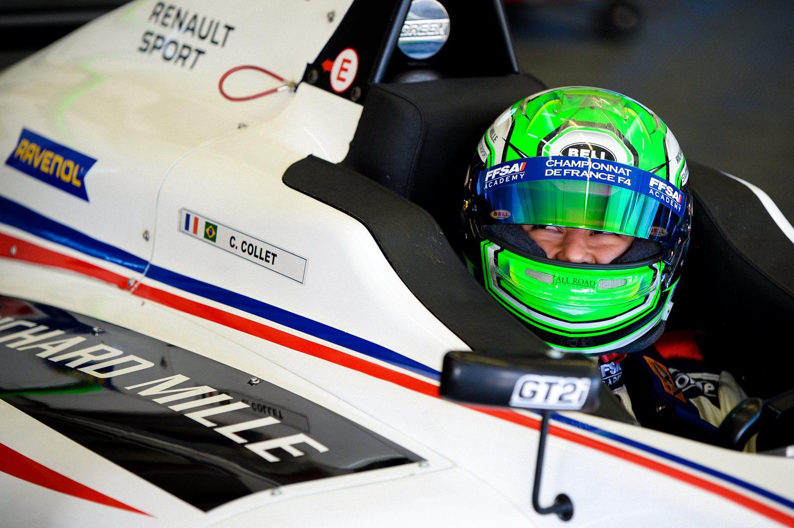 Photo of F4 Francesa – Caio Collet é campeão antecipado com duas poles e duas vitórias em Jerez