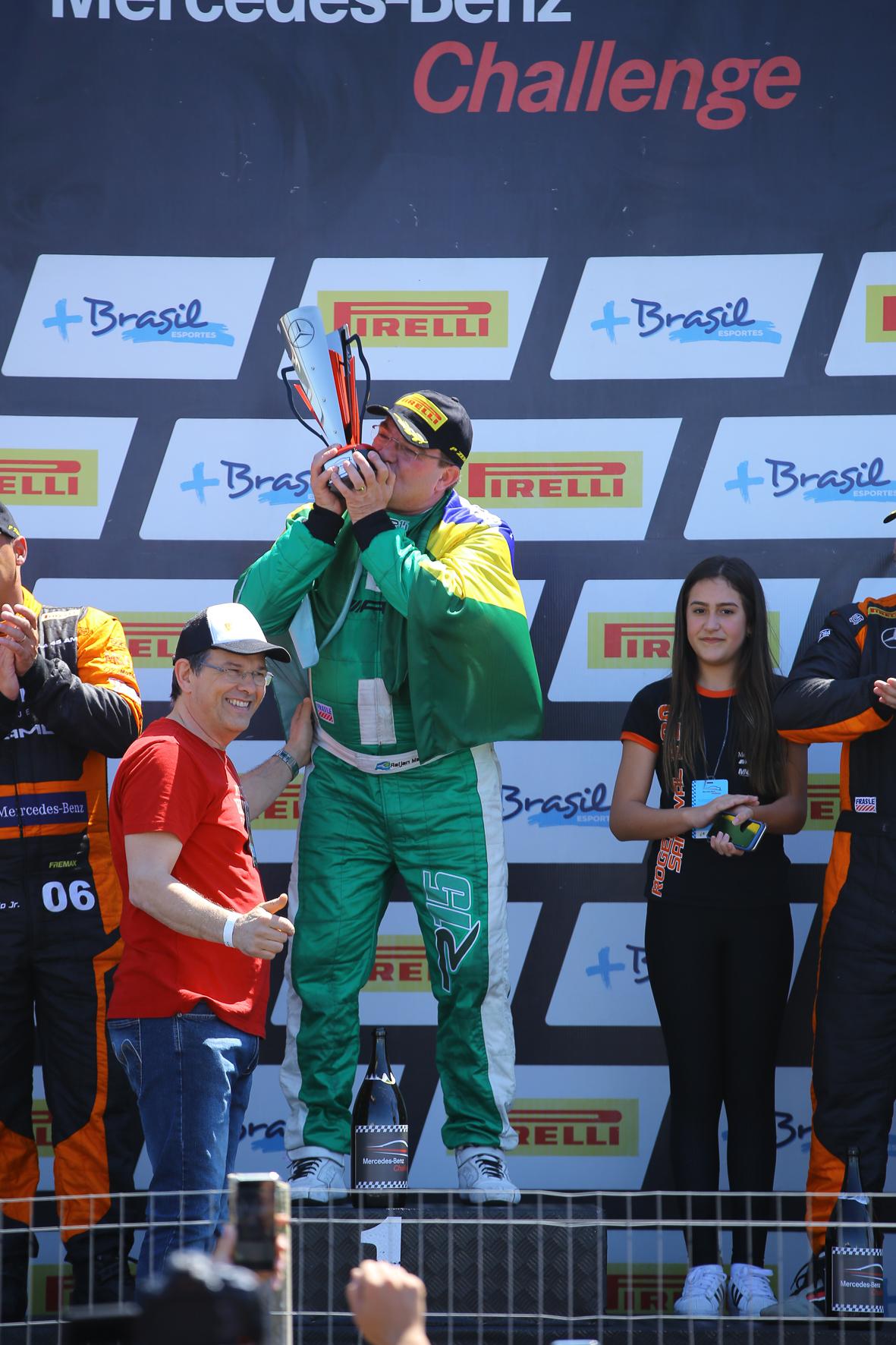Photo of Mercedes-Benz Challenge – Mascarello e Moraes Jr. vencem em Rivera