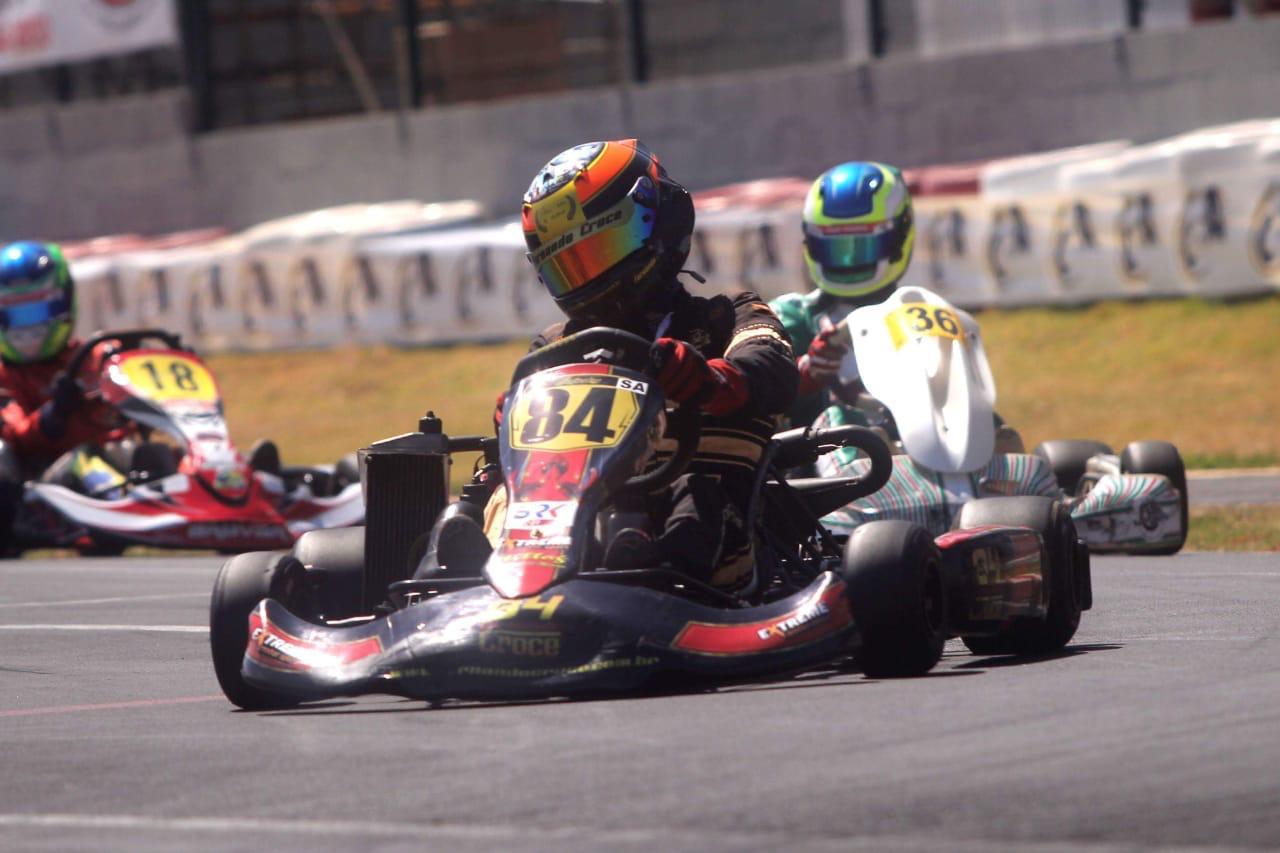 Photo of Kart – Fernando Croce disputa a 20ª edição da Copa Brasil de Kart