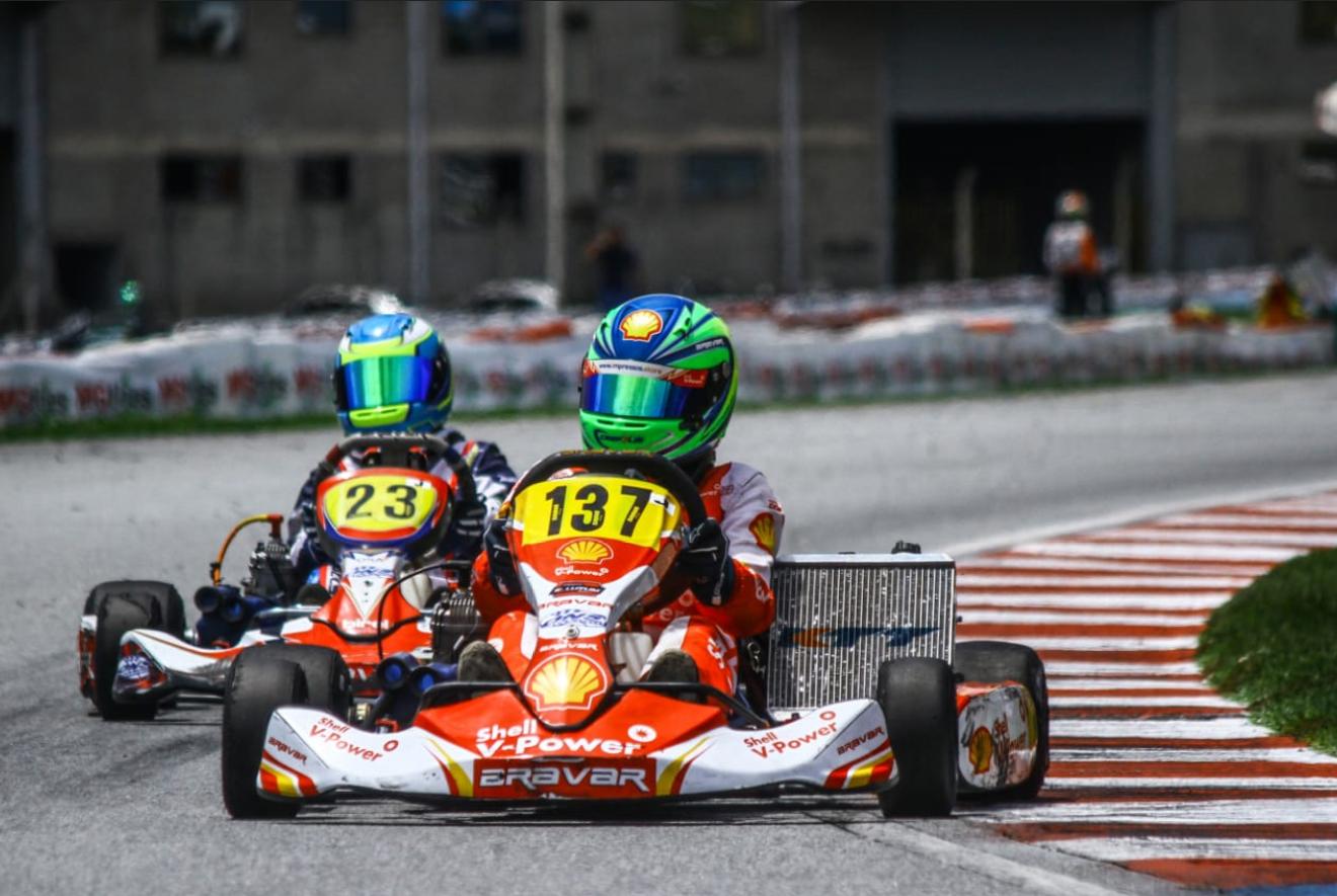 Photo of Kart – Gabriel Crepaldi iniciou a disputa pelo título da 20ª edição da Copa Brasil de Kart