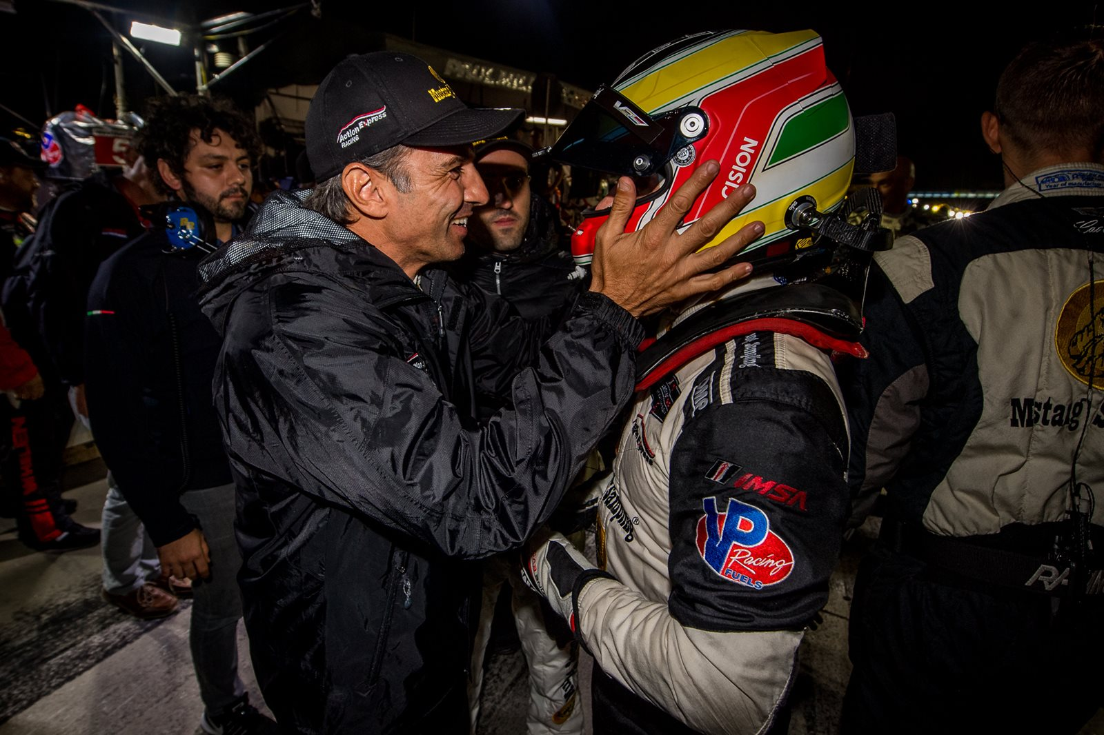Photo of IMSA – Combustível acaba e Fittipaldi vê vitória escapar a duas curvas do final. Nasr é o campeão