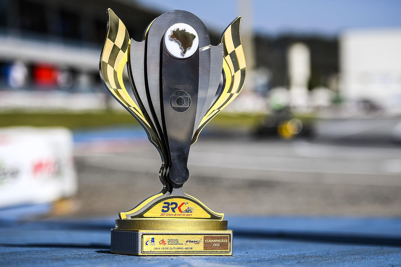 Photo of Kart – Emoção e muito calor na definição da 20ª Copa Brasil de Kart | Troféu Globo