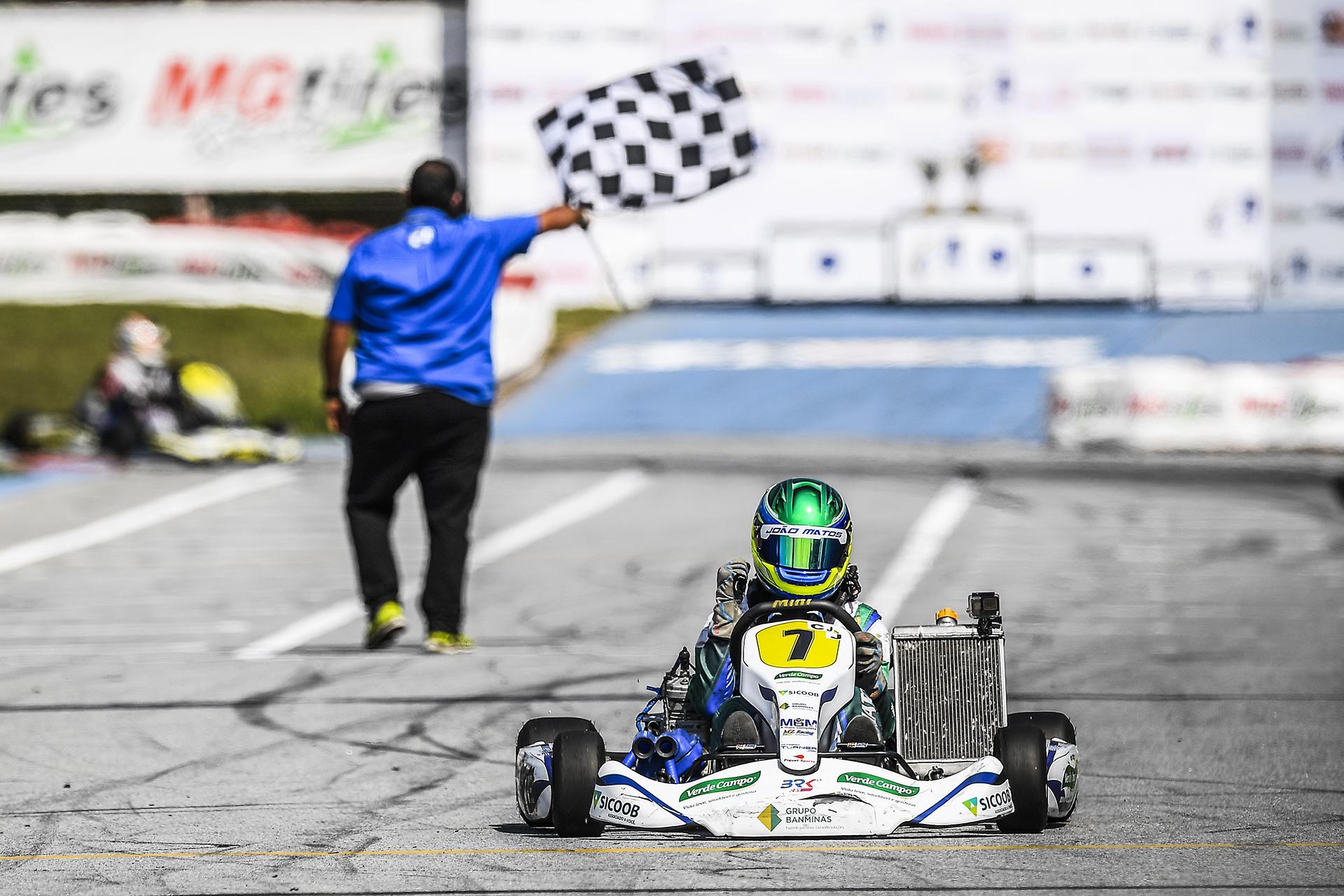 Photo of Kart – João Matos levou Minas Gerais ao título da 20ª Copa Brasil de Kart