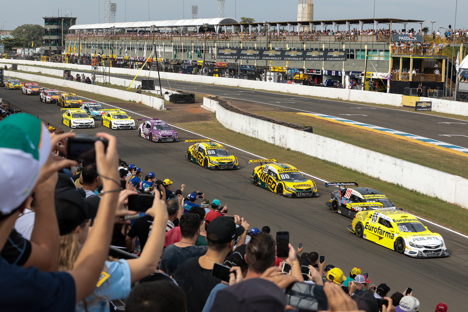 Photo of Stock Car – Londrina terá novo round do embate entre Serra e Fraga