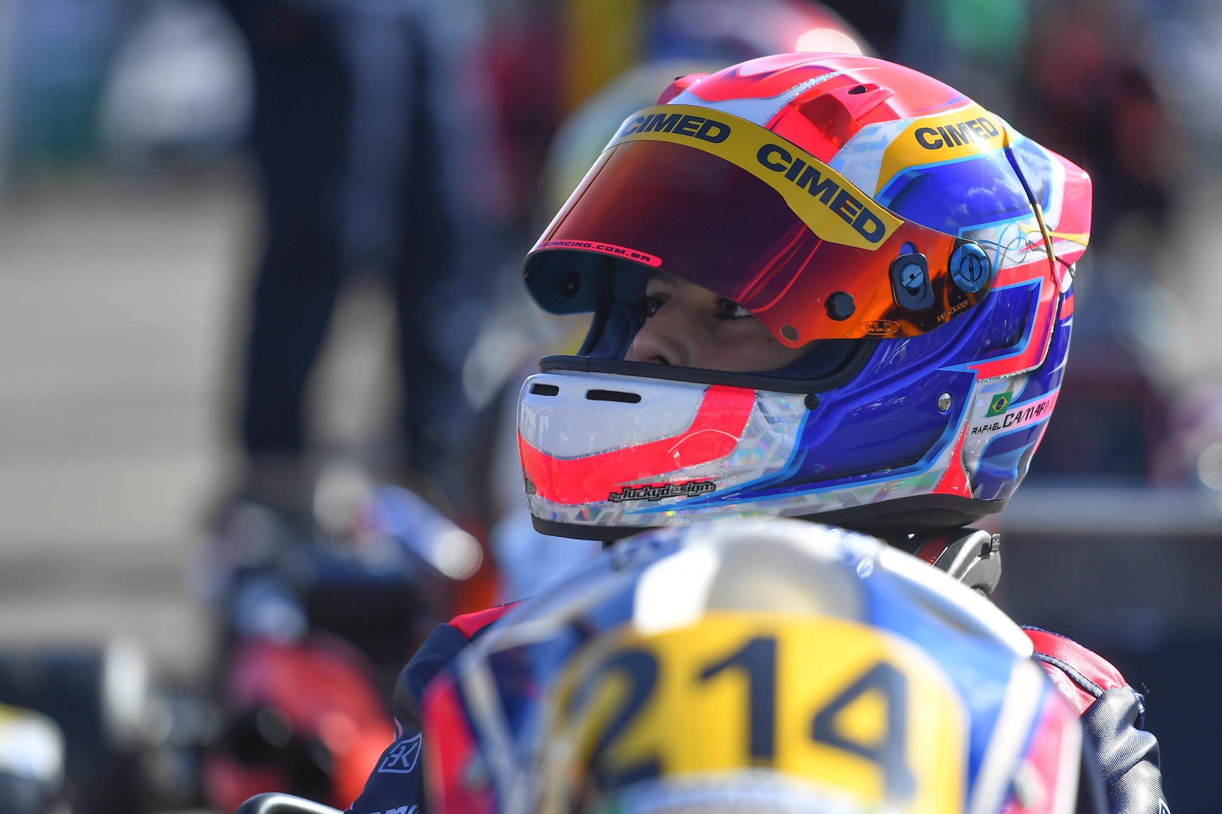Photo of Kart – Rafael Câmara abre a segunda fila nas corridas do WSK na Itália