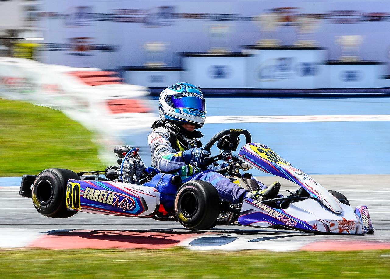 Photo of Kart – Vinícius Tessaro viveu semana difícil na disputa da 20ª edição da Copa Brasil de Kart