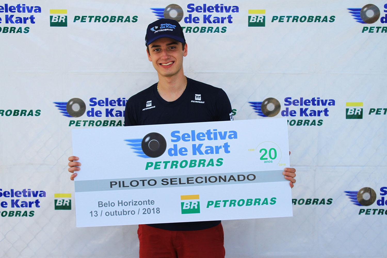 Photo of Kart – Gabriel Paturle brilhou e conquistou a 20ª Copa Brasil de Kart